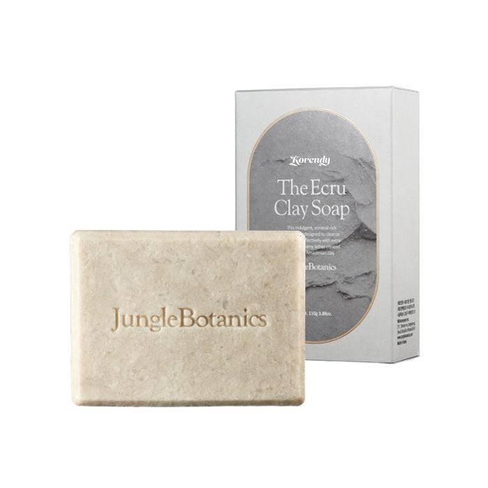 Korendy Kore Kozmetik Kbeauty Cilt Bakım Jungle Botanics - The Ecru Clay Soap 110gr