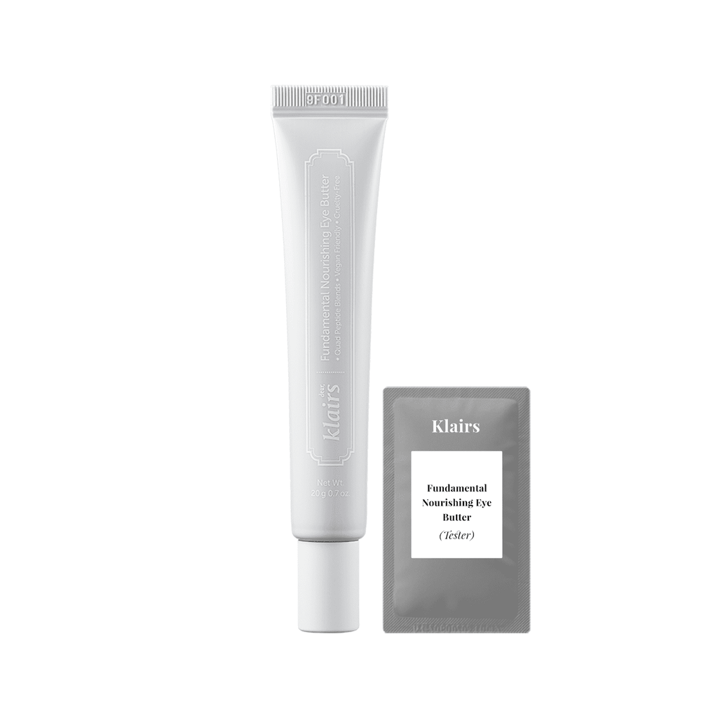 (K12-Tester) Klairs - Fundamental Nourishing Eye Butter 1ml - Korendy TR