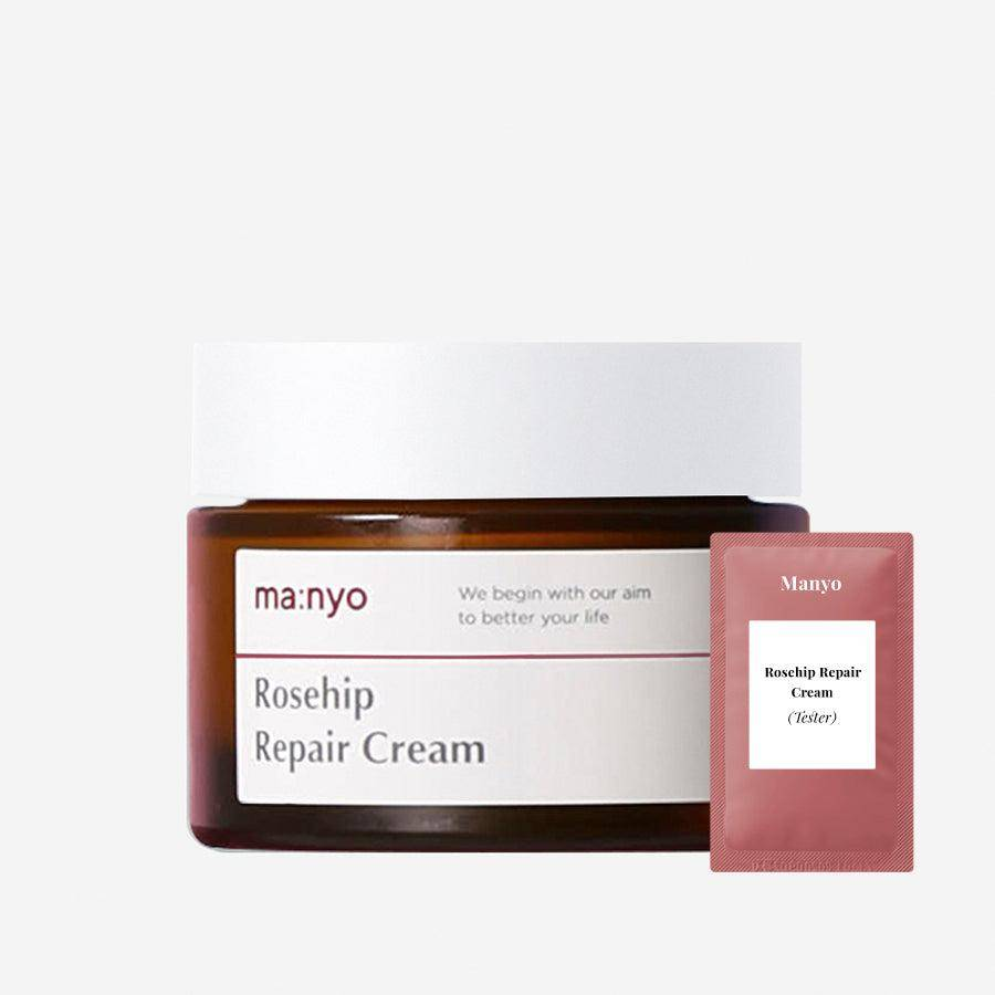 Manyo Factory - Rosehip (Kuşburnu) Cream 50ml
