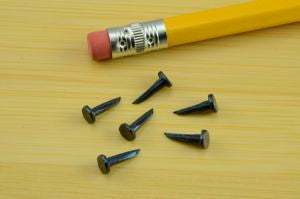 3 oz. Upholsterers Tacks - Blued (1 lb.)