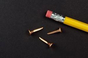 8 oz. COPPER Upholsterers Tacks (1/2 lb.)