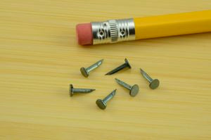 2-1/2 oz. Upholsterers Tacks - Blued (1/2 lb.)