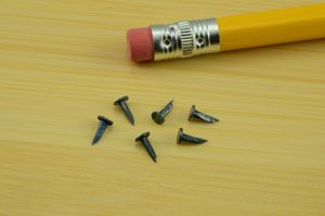 1 oz. Upholsterers Tacks - Blued (1 lb.)