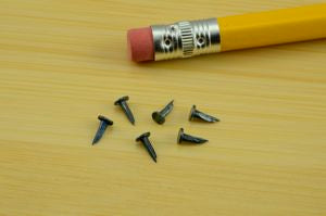 1 oz. Upholsterers Tacks - Blued (1/4 lb.)