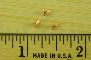 1 oz. COPPER Shaker Box Tacks (1/2 lb.)