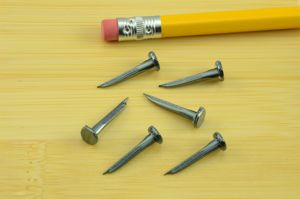 14 oz. Upholsterers Tacks - Blued (1/2 lb.)