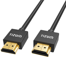 HDMI Cable -Slim- Gold Plated