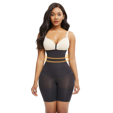 Image of Best 2020 Shapewear Full Body Suit Shaper High Waist Trainer Cinchers Lovani-FrenzyAfricanFashion.com