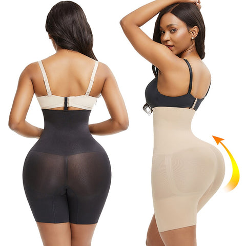 Best 2020 Shapewear Full Body Suit Shaper High Waist Trainer Cinchers Lovani-FrenzyAfricanFashion.com