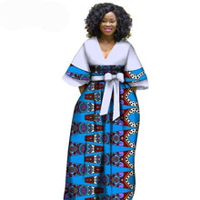 Load image into Gallery viewer, Fabulosity Buggy Abaya African Long Dress-FrenzyAfricanFashion.com