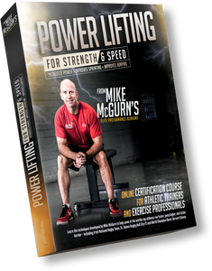 Olympic Power Lifting for Strength and Speed - Instructors Course