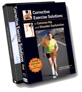 Corrective Exercise Solutions for Shoulder and Hip Dysfunction