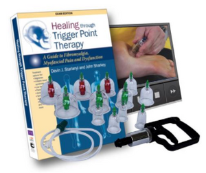 NAT Clinical Vacuum Cupping Course + 12 PC Cupping Set