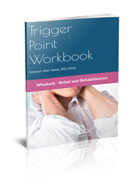 Whiplash Injury - Trigger Point Workbook