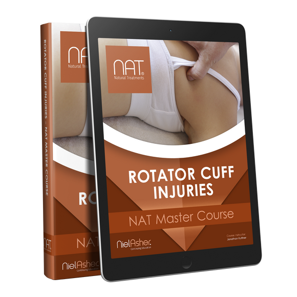 NAT Master Course - Treating Rotator Cuff (4 CEUs)