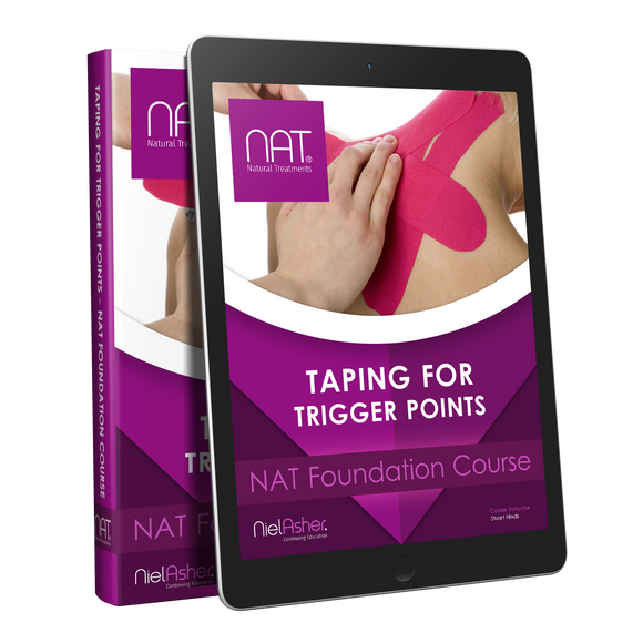 NAT Master Course - Taping for Trigger Points (3 CEU's)