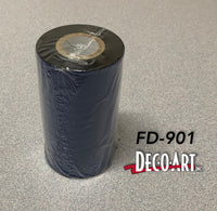 "FD-901: Resin Ribbon for Thermal Printers (4"" wide)"