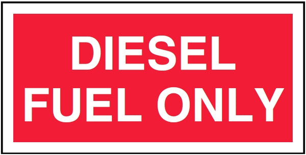 AD-61: Diesel fuel only. Pack of 100.