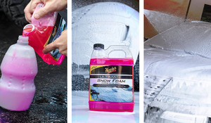 Meguiar's NEW Ultimate Snow Foam is now available at Network Auto