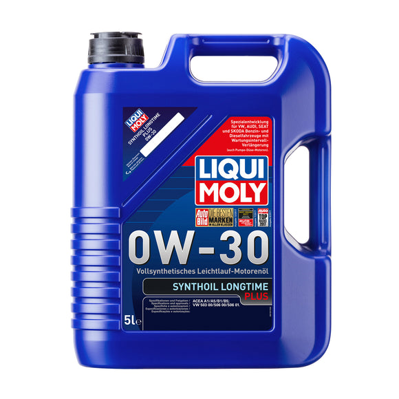 Liqui Moly Synthoil Longtime Plus 0W-30 5000ml