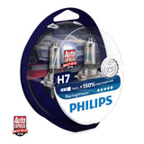 Philips 12V H7 Racingvision + 150%