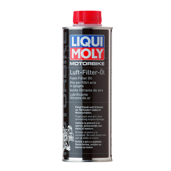 Liqui Moly Motorbike Foam Filter Oil 500ml