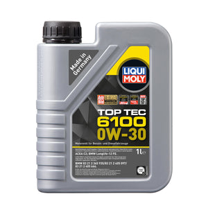 Liqui Moly Top Tec 6100 0W-30 1000ml