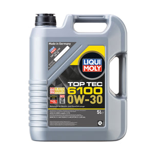 Liqui Moly Top Tec 6100 0W-30 5000ml