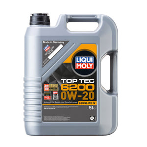 Liqui Moly Top Tec 6200 0W-20 5000ml
