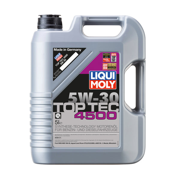Liqui Moly Top Tec 4500 5W-30 5000ml