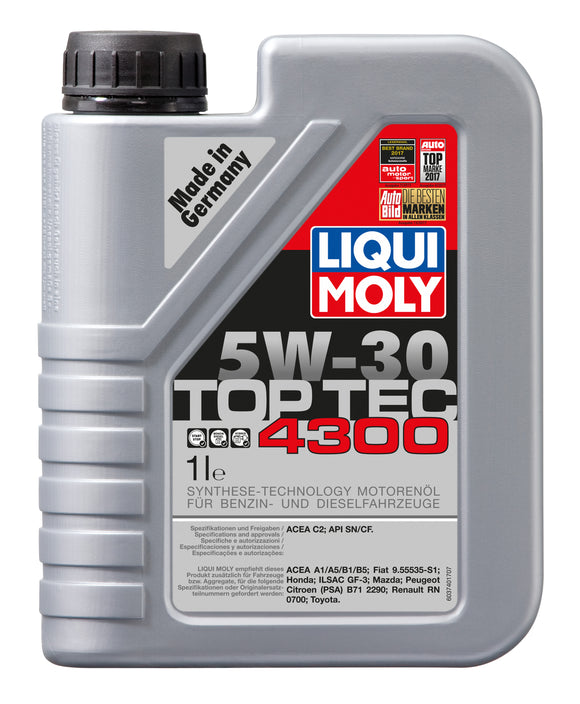 Liqui Moly Top Tec 4300 5W-30 1000ml