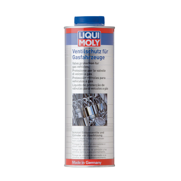 Liqui Moly Valve Protection for Gas Vehicles 1000ml