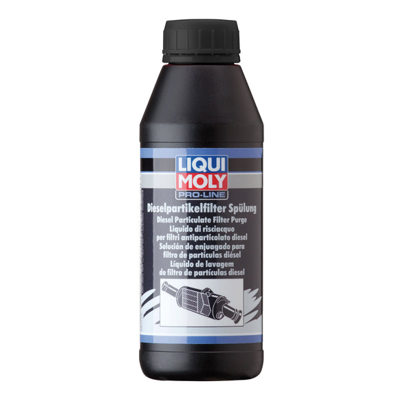 Liqui Moly Pro-Line Diesel Particulate Filter Purge 500ml