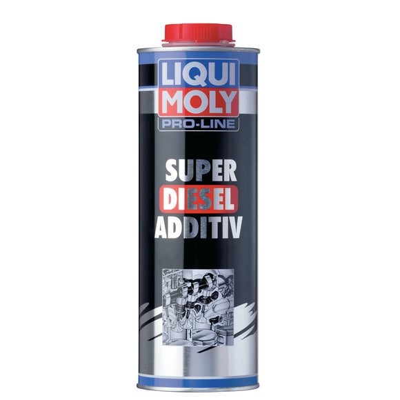 Liqui Moly Pro-Line Super Diesel Additive 1000ml