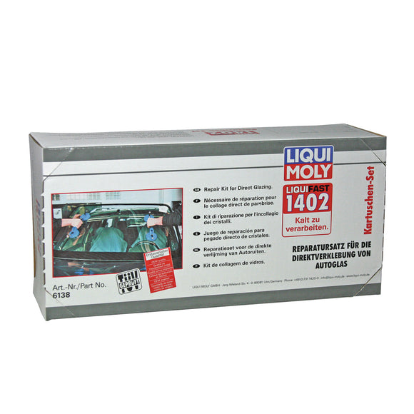 Liqui Moly Liquifast 1402 (Cartridge-set) 1000ml