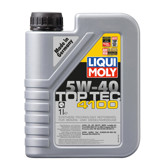 Liqui Moly Top Tec 4100 5W-40 1000ml