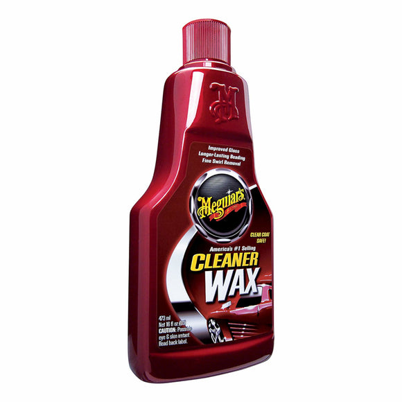 Meguiar's Cleaner Wax Liquid