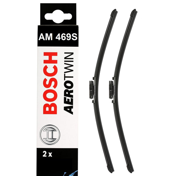 Bosch Front Windscreen Wiper Blade Aerotwin 700mm+700mm AM469S