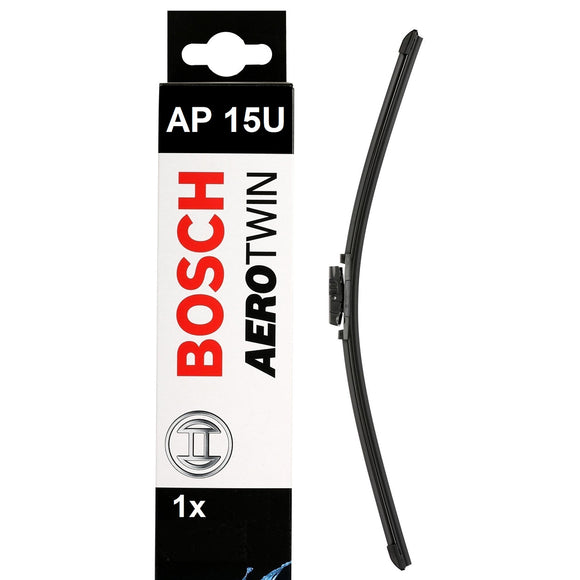Bosch Front Windscreen Wiper Blade Aerotwin 380mm AP15U