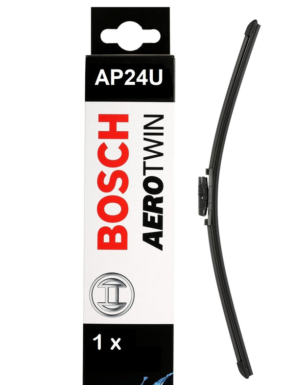 Bosch Front Windscreen Wiper Blades Aerotwin 600mm/24