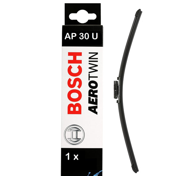 Bosch Front Windscreen Wiper Blades Aerotwin 750mm/30
