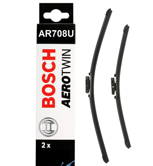 Bosch Front Windscreen Wiper Blade Aerotwin 700mm AR708U