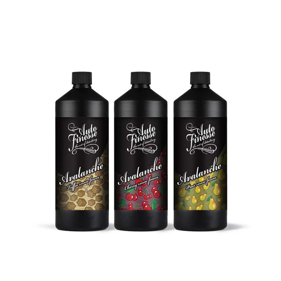 Auto Finesse Avalanche Snow Foam 1L -Cherry