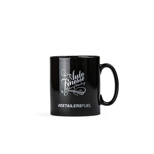 Auto Finesse #DetailersFuel Mug in black