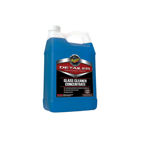 Meguiar's Glass Clean Concentrate 3.78L
