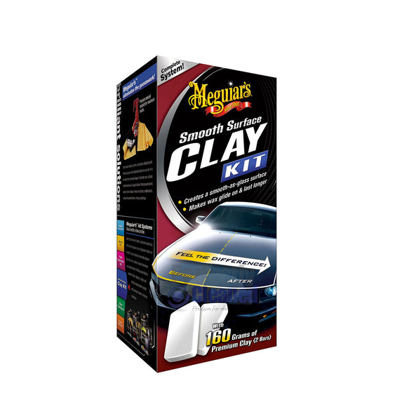 Meguiar's Smooth Surface Clay Kit 473ml