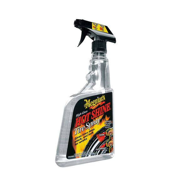 Meguiar's Hot Shine Tyre Dressing Spray 710ml