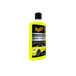 Meguiar's Ultimate Wash & Wax 16Oz 473ml