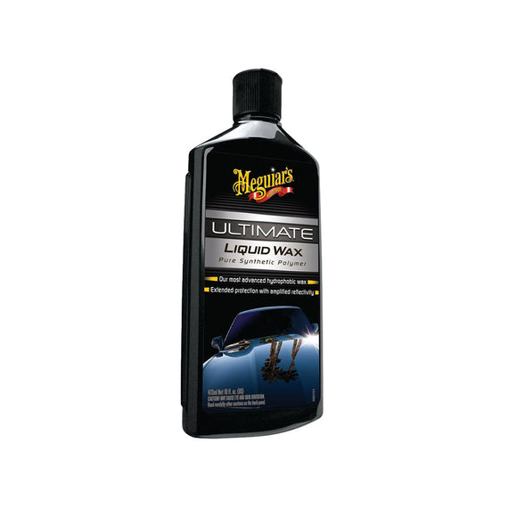 Meguiar's Ultimate Wax Liquid 473Ml