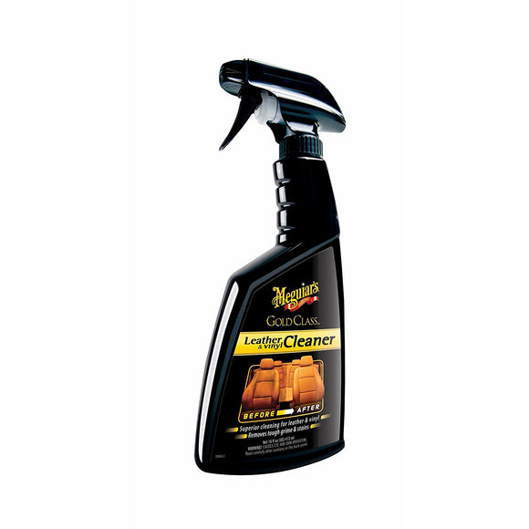 Meguiar's Gold Class Leather & Vinyl Cleaner